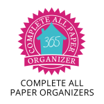 Complete All Paper Certified Organizer