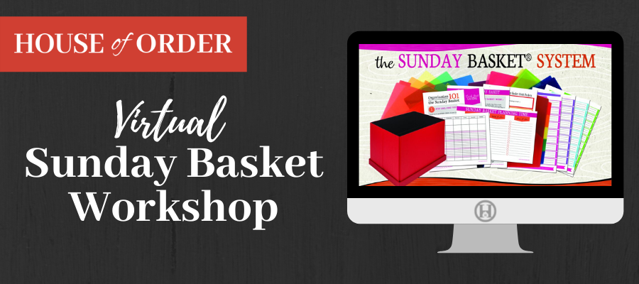 Sunday Basket Workshop