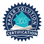 Paper Solution Certified Organizer