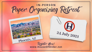 Phoenix Paper Organizing Retreat
