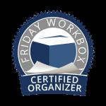 Friday Workbox Certified Organizer
